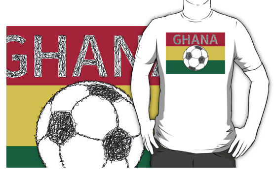 t-shirt,  Tags ghana, west africa, football, soccer, flag, republic of ghana, ghanan, flag of ghana, ball, soccer ball, footy
