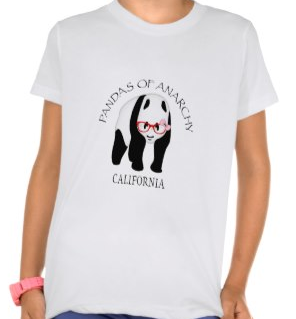 Pandas of Anarchy by Pie day designs
