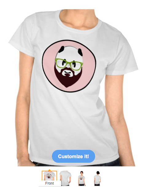 beard, mushache, panda, bear, cute panda, panda wearing glasses, bearded, funny, panda with a beard, funny panda, t shirts