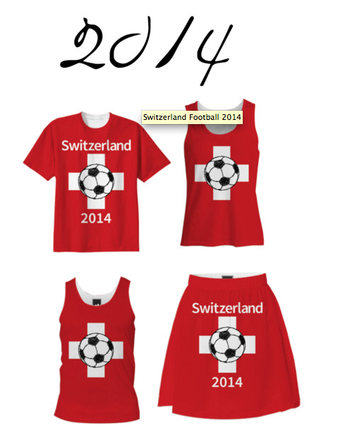 swiss, switezerland, cross, flag, football, soccer, print all over, polyvore