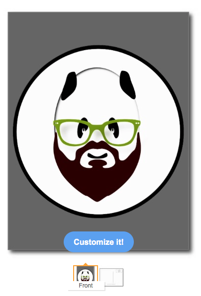 panda, bear, beard, bearded, moustache, glasses, hipster, panda wearing glasses, bear wearing glasses, panda with beard, post cards