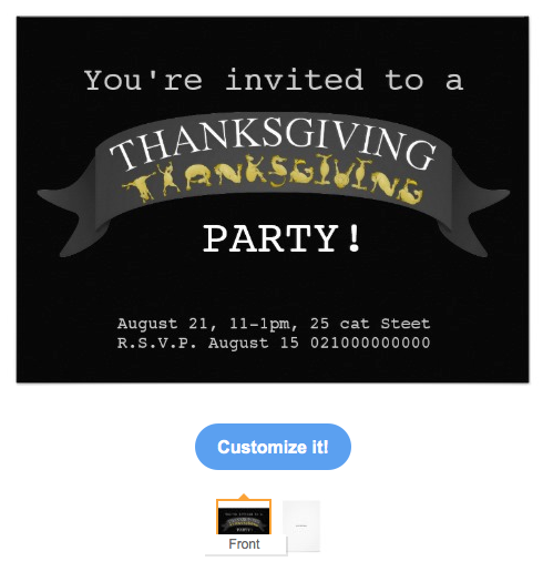 Invitations, you're invited to a, thanksgiving party, pony party, pony alphabet, pony banner, horse banner, horse, pony, thanks giving, black party, brown ponies, brown pony, Cards
