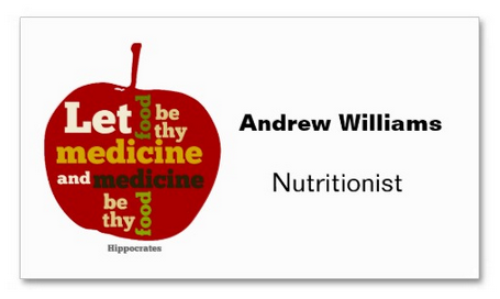 let food be thy medicine, and medicine be thy food, hippocrates, health, medicine, apple, fruit and vegetables, healthy eating, nutritionist, red apple, fruits, vegetables, fresh food, dietitian, Double-Sided Standard Business Cards (Pack of 100)