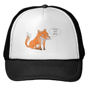 Make the fox say whatever you like by mailboxdisco