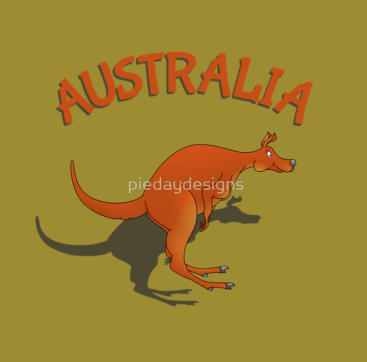 kangaroo, wallaby, australia, australian animal, cute, cute kangaroo, animal, cute animal, marsupial, jumping, shadow, cartoon kangaroon, aussie, australia day, leap, jump, leaping, jumping kangaroo